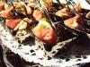 ratatouille-van-aubergine-courgette-en-prosciutto